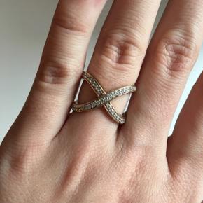 Sælger min Sif Jakobs ring da den desværre ikke bliver brugt, str. 54 ☺️