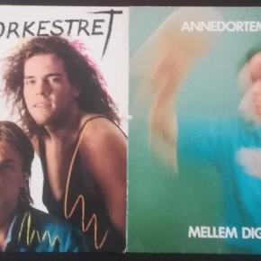Danseorkestret og Anne Dorthe Michelsen 40 kr samlet for de to