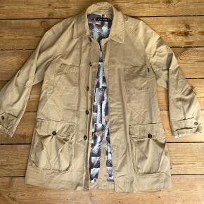 Wood Wood Trenchcoat