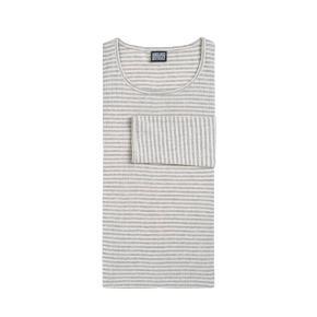 101 Fine Stripe, Grey/Offwhite Long Fået i gave. Aldrig brugt, kun prøvet på.