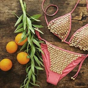 Fineste bikini fra Hanne Bloch - kun brugt en gang.