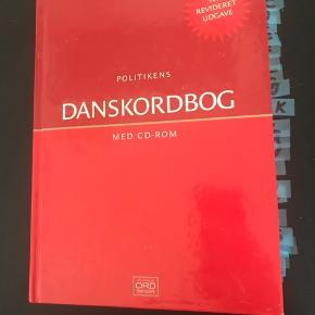 Ordbøger brugt på HF i 2008-2010