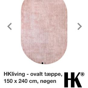 HKliving gulvtæppe