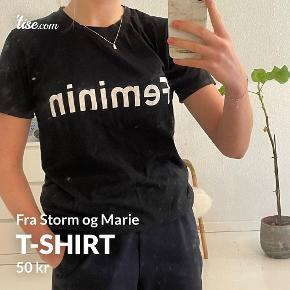Storm & Marie t-shirt
