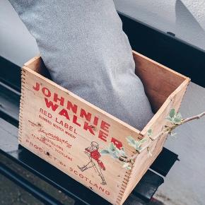 Fede vintage kasser 🍒🎈  Den lille 250kr Den store 350kr  Samlet 500kr   Sender gerne 🙏🏻💕