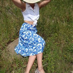 Vintage rundskåret nederdel