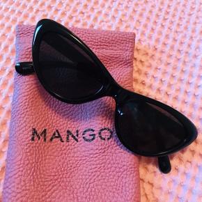 Mega fede cat eye solbriller fra Mango 🌸💖