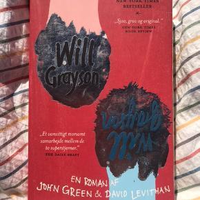 WILL GRAYSON, WILL GRAYSON  Roman af John Green og David Levithan  New York Times Bestseller