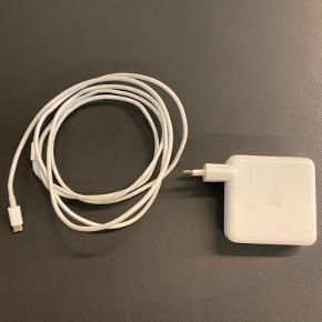 Hej sælger denne Apple 61W USB-C oplader da jeg ikke længere har brug for den.