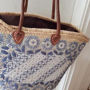 Strand taske i flet