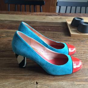 Edith & Ella heels