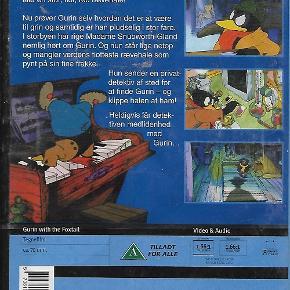0659 - Gurin med rævehalen (DVD)  Dansk Tale - I FOLIE