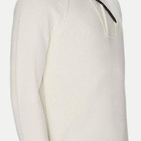 Ubrugt Stone Island uld sweater str XXL