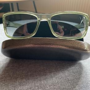 Vildt lækre grønne solbriller fra Sand. Aldrig brugt