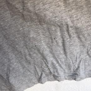 Næsten som ny, men med to små micro huller foran, dem er der billed af. 👀 Der af prisen. #30dayssellout