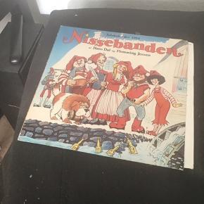 Nisebanden lp 1984 salg