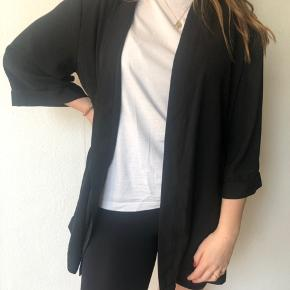 SisterS point cardigan med 3/4 arme