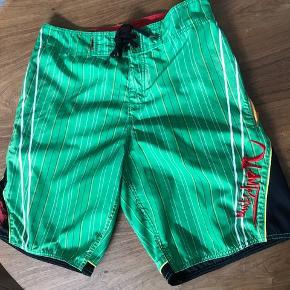 Badeshorts/ shorts Str 30 Livvidde 40 cm Sommer - ferie - vand - svømmehal