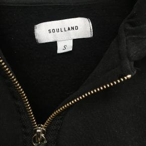 "Soulland hoodie, str S ( stor i størrelsen), model ""Linker"""