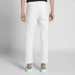 Acne Town Vintage White   Størrelse 32/34