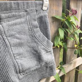 Alexander Wang grå shorts  Str. M Np: ca. 1200-1500kr 100% bomuld