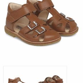 Smukke angulus sandaler  Aldrig brugt  For små til min søn :(  Np 750 kr