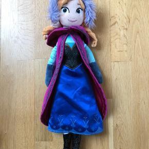 prinsesse Anna bamse fra Disney store 50 cm