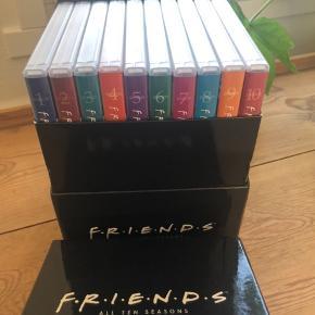 Friends all 10 seasons