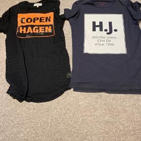 2 super gode T-shirt fra hound str xl  100 kr for begge to
