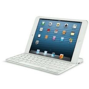 Logitech tastatur til iPad mini. Brugt meget lidt. Kom med et bud :-)