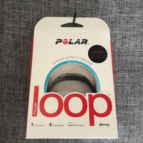 Pulsur- og bælte fra Polar sælges. Har aldrig været åbnet for, og er derfor stadig i original emballage. Har kostet ca. 1300,- samlet fra ny.  Køber betaler fragt, hvis varen skal sendes.