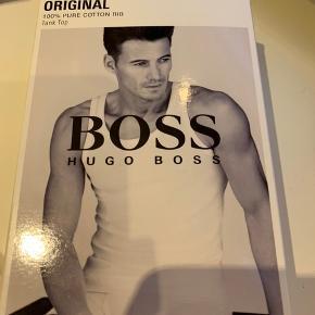 Hugo boss undertrøje. Str L. Ikke brugt. Sort