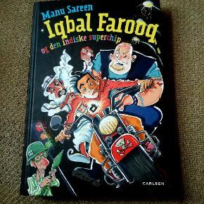 Iqbal Farooq og den indiske superchip af Manu Sareen  Hardcover