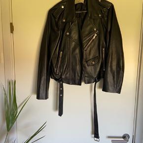 Fed jakke fra Zara