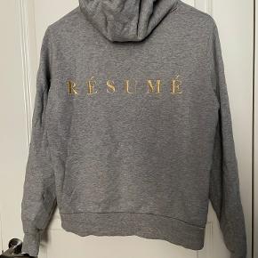 Résumé sweater