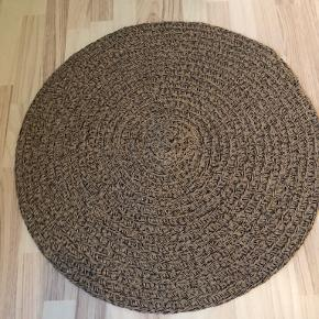 H&m home gulvtæppe