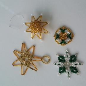 Vintage jul og julepynt.  Pris fra 35-45 Pr stk