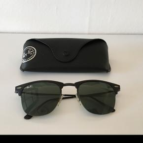 Ray-Ban Clubmaster Light Ray. Aldrig brugt!