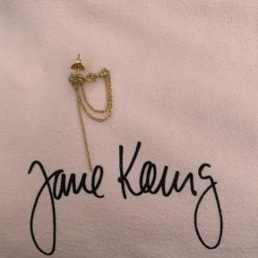 Jane Kønig ørering - udgået model. Prisen er eksklusiv fragt!
