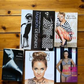 Forskellige bøger til salg  Fra 20kr