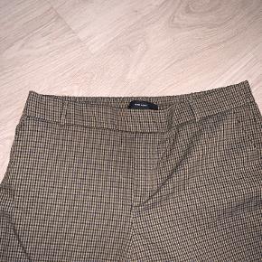 Løse ternede bukser