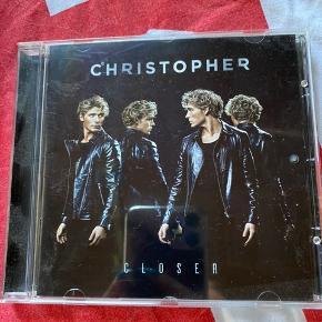 - vare: CD med Christopher  - stand: virker som den skal  - mp: 15 kr + porto