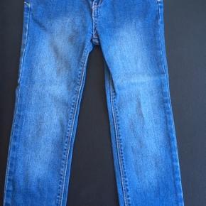 Bukser brugt få gange, fejler intet. Fra røg og dyrefrit hjem