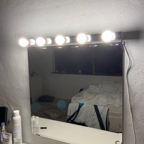 LED-væglampe inkl. 5 pærer