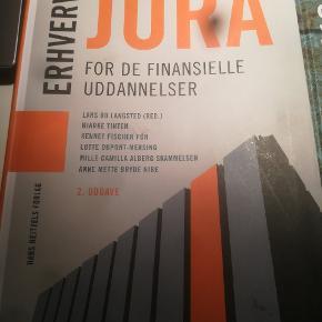 Erhvervsjura for de finansielle uddannelser - Udgave 6