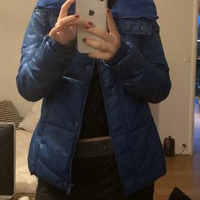 Dunjakke i blå :)💙💙