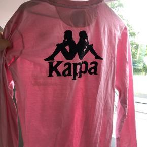 Lyserød Kappa sweat/bluse  Ingen skader, kun brugt få gange  BYD