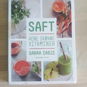 Lækker opskrift bog på sunde juicer og smoothies