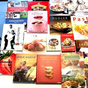 Alverdens kogebøger, byd.