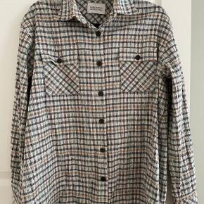 Mark Kenly Domino Tan skjorte